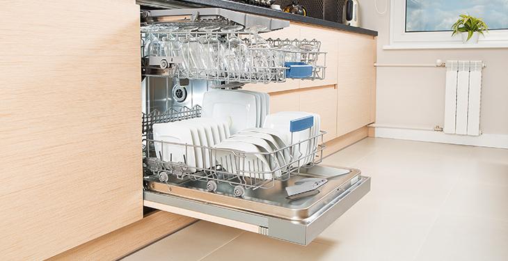 ماشین ظرفشویی جهیزیه